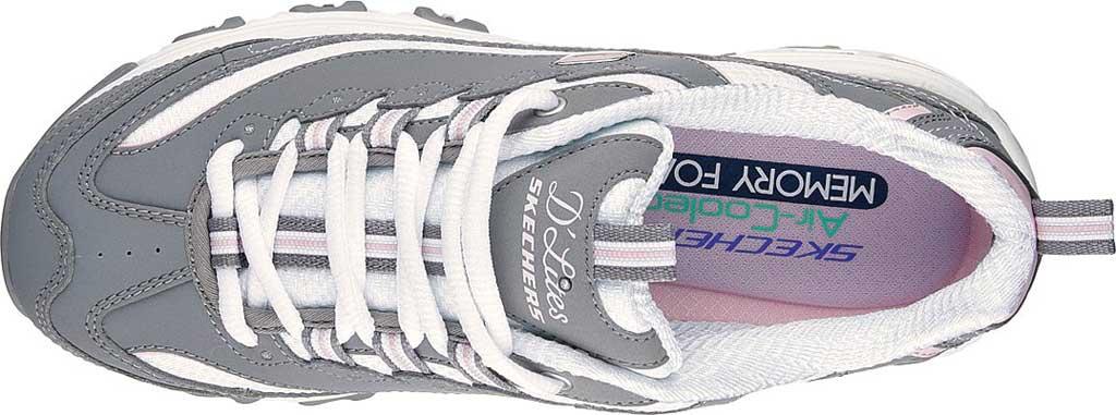 Women's Skechers D'Lites Sneaker, , large, image 4