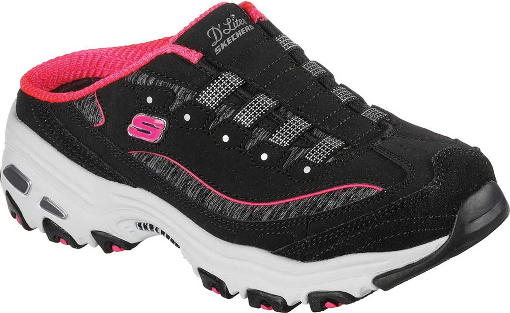 Women's Skechers D'lites Resilient Sneaker Clog, , large, image 1