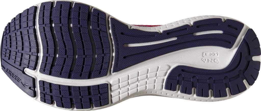 Women's Brooks Glycerin 19 Running Sneaker, Barberry/Purple/Calypso, large, image 6