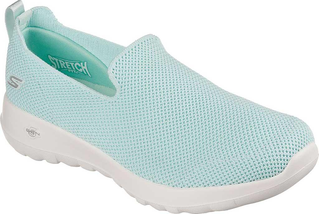 Women's Skechers GOwalk Joy Sensational Day Sneaker, Mint, large, image 1