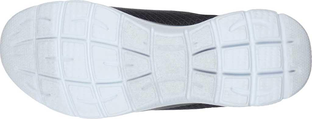 Women's Skechers Summits Sneaker, Charcoal/Green, large, image 5