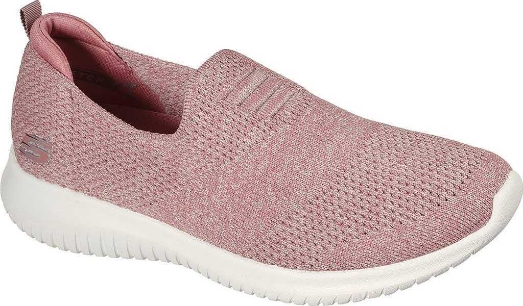 Women's Skechers Ultra Flex Harmonious Slip On Sneaker, , large, image 1