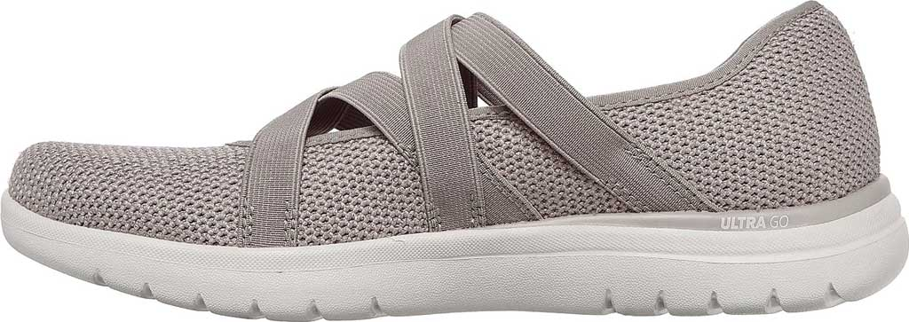 Women's Skechers On-the-GO Flex - Renewed, Taupe, large, image 3