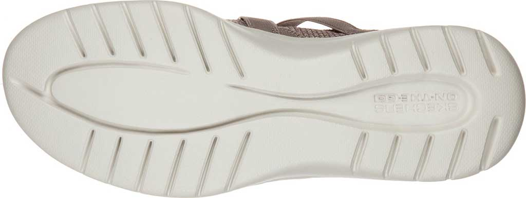 Women's Skechers On-the-GO Flex - Renewed, Taupe, large, image 5