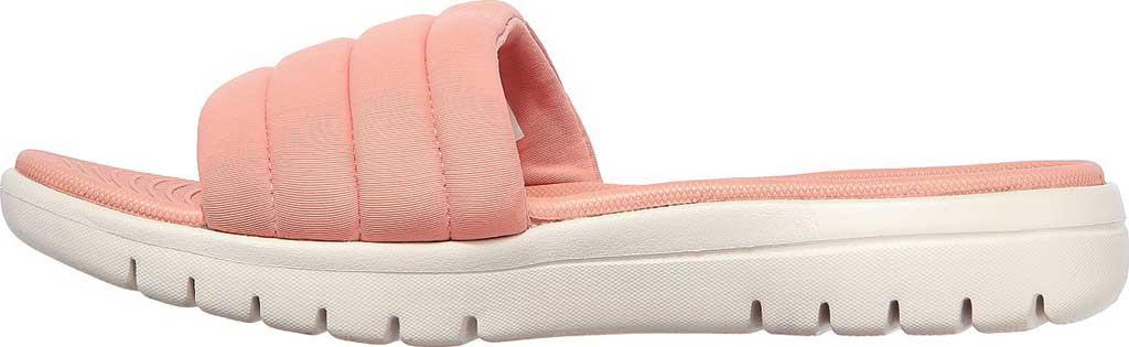 Women's Skechers On the GO Flex Honeymoon Slide, Rose, large, image 3