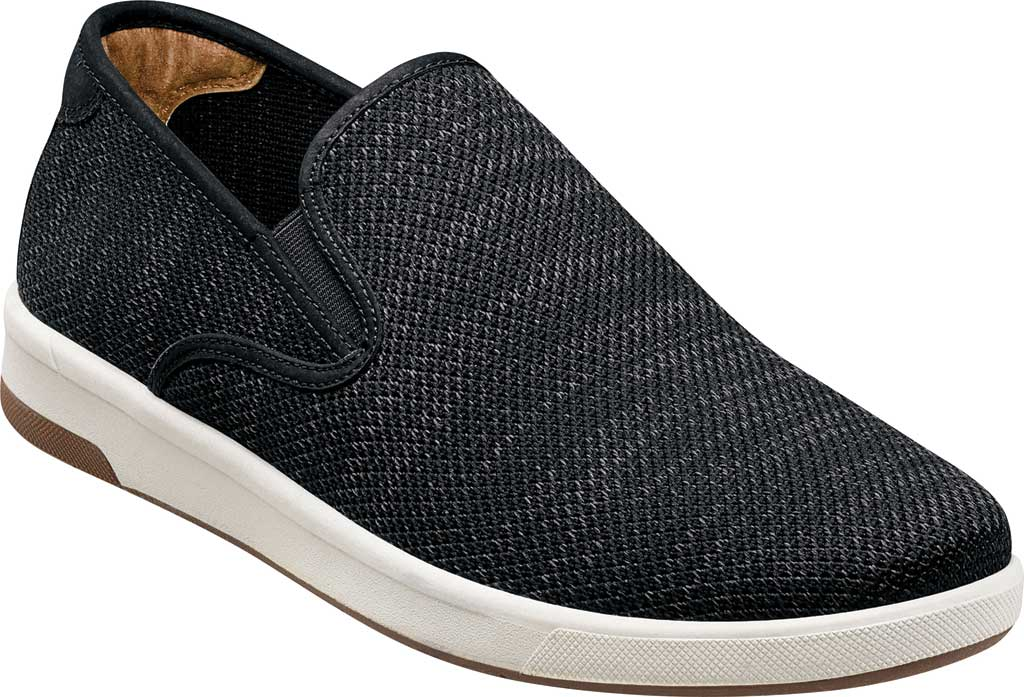 Men's Florsheim Crossover Knit Slip On Sneaker, , large, image 1