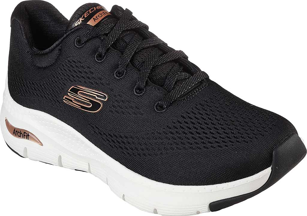 Women's Skechers Arch Fit Sunny Outlook Sneaker, , large, image 1