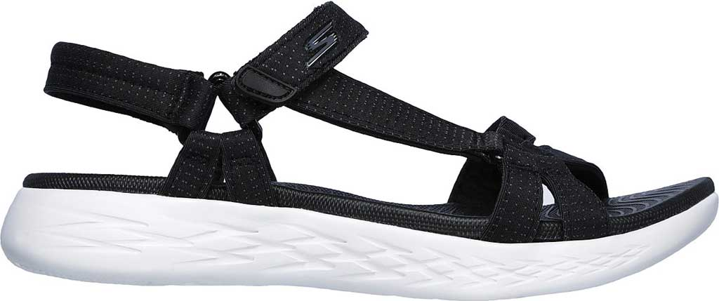 Women's Skechers On the GO 600 Brilliancy Strappy Sandal, , large, image 2