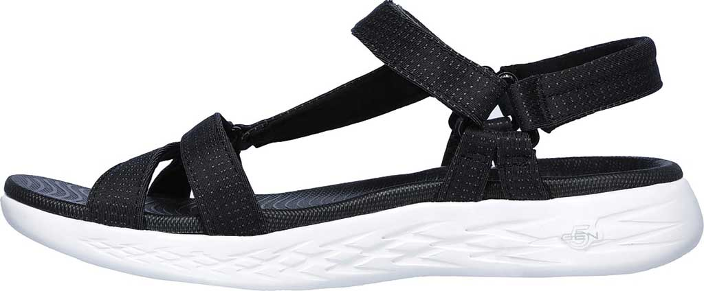Women's Skechers On the GO 600 Brilliancy Strappy Sandal, , large, image 3