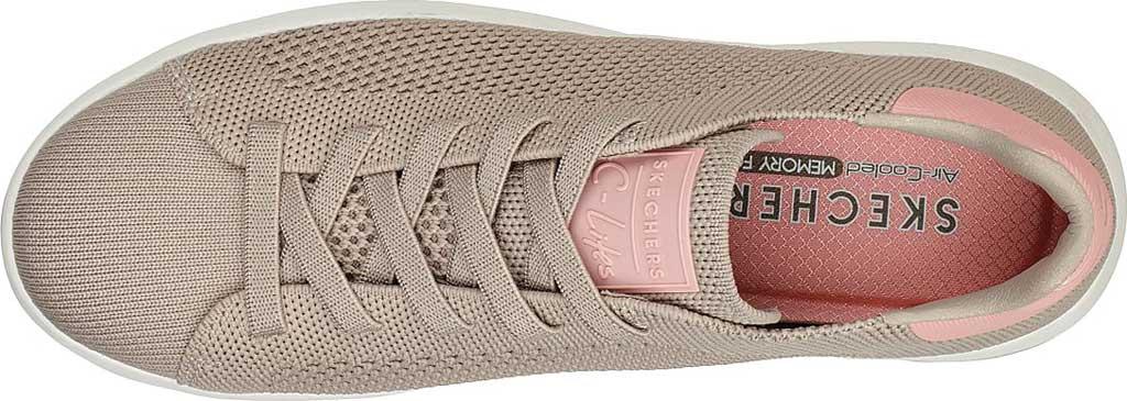 Women's Skechers C-Lites Bree'C Sneaker, Taupe, large, image 4