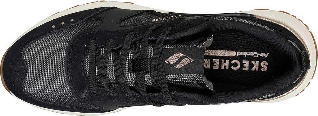 Women's Skechers Sunny Street - Sunshine Steps, Black, large, image 4