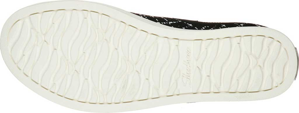 Women's Skechers Arch Fit Cup High Top Sneaker, Black/White, large, image 5