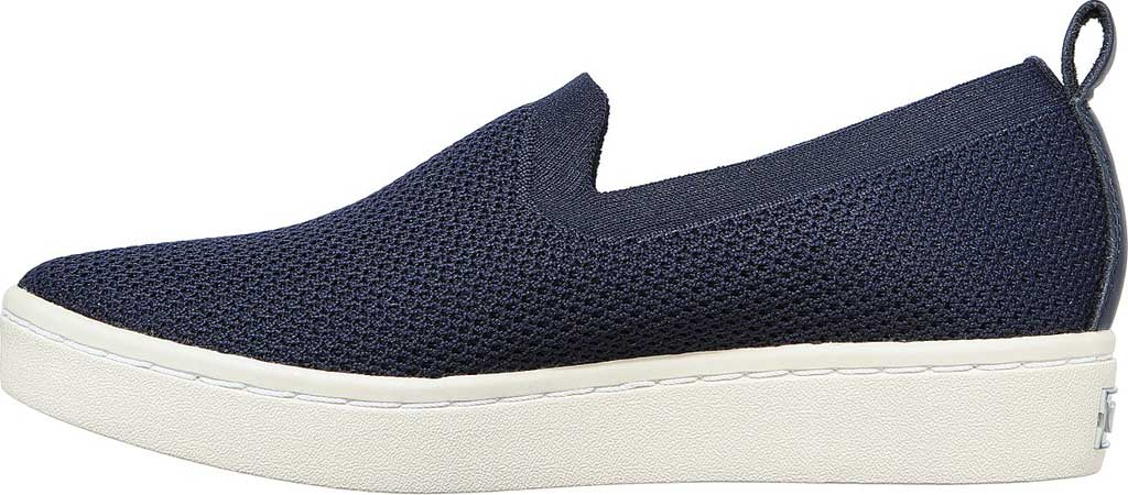 Women's Skechers Arch Fit Cup Homesick Slip On Sneaker, Navy, large, image 3