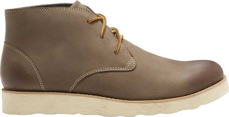 Men's Eastland Jack Chukka Boot, Grey Full Grain Leather, large, image 3