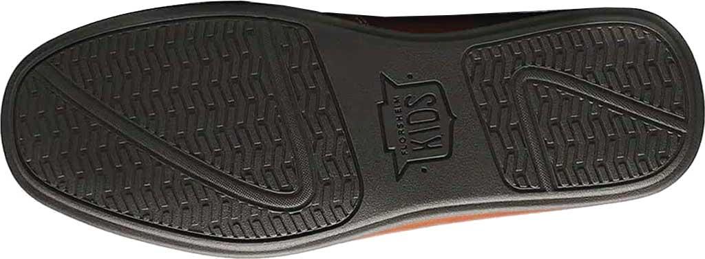 Boys' Florsheim Jasper Bit Jr. Driver, Saddle Tan Leather, large, image 7