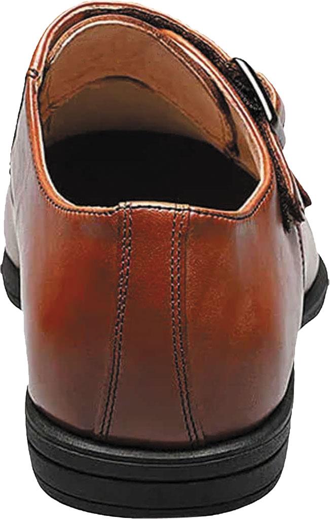 Boys' Florsheim Reveal Double Monk Oxford, Jr., Black Leather, large, image 5