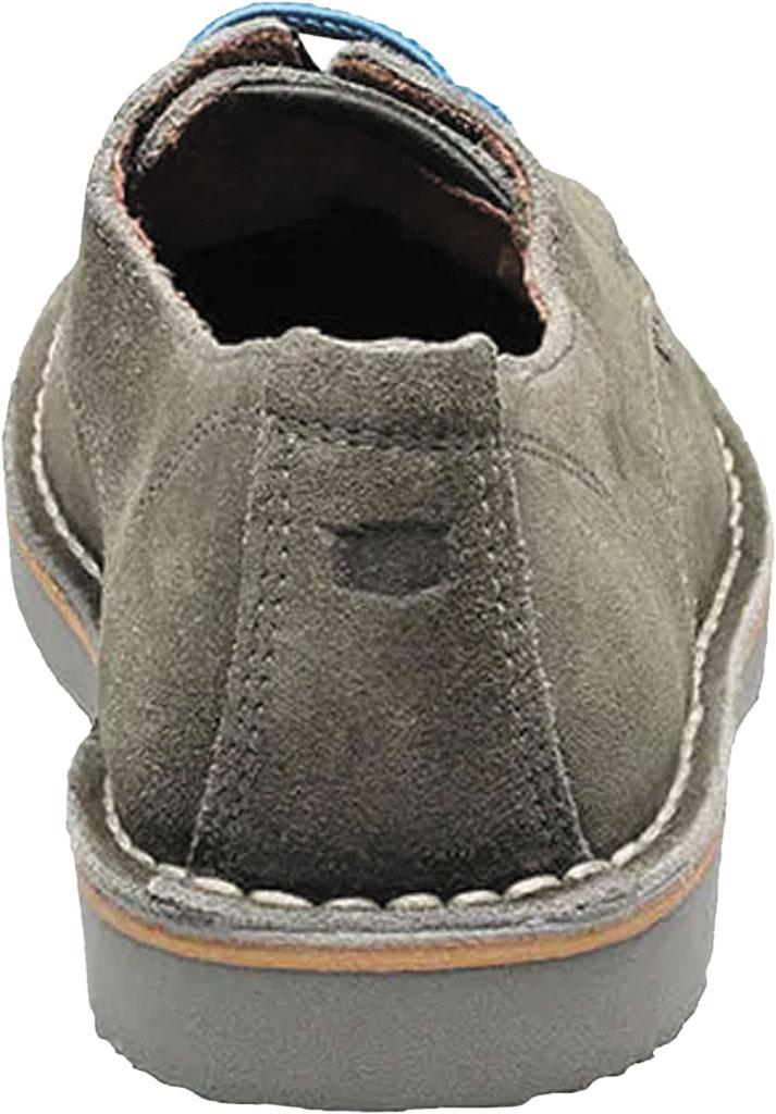 Boys' Florsheim Navigator Plain Toe Oxford Jr., Gray Leather, large, image 5