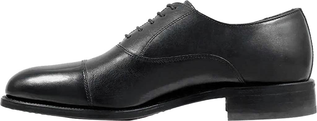 Men's Florsheim Edgar, Black Leather, large, image 3