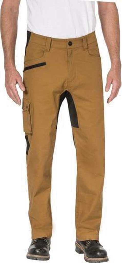 "Men's Caterpillar Operator Flex Trouser - 34"" Inseam, Bronze, large, image 1"