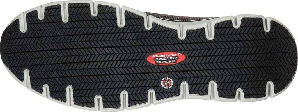 Men's Skechers Work Synergy Omat Alloy Toe Shoe, , large, image 5