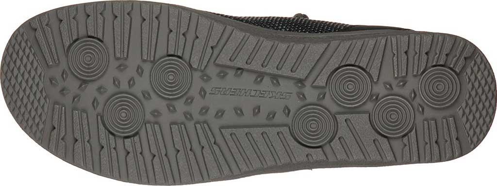Men's Skechers Relaxed Fit Melson Radlett Sneaker, Black, large, image 5