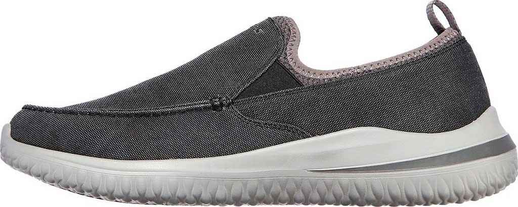 Men's Skechers Delson 3.0 Chadwick Slip On Sneaker, Black, large, image 3