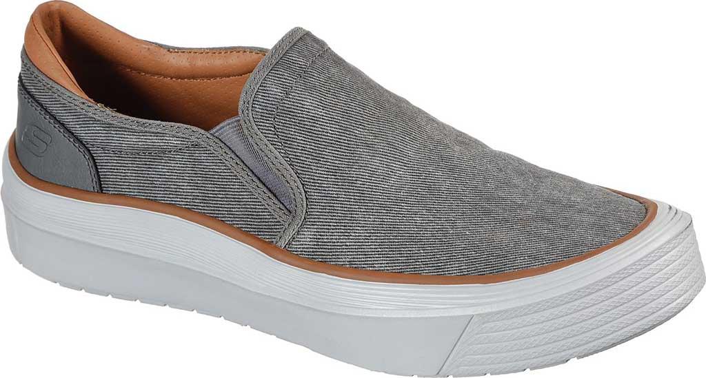 Men's Skechers Viewport Romell Sneaker, Gray, large, image 1