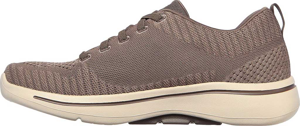 Men's Skechers GOwalk Arch Fit Grand Select Running Sneaker, Taupe, large, image 3