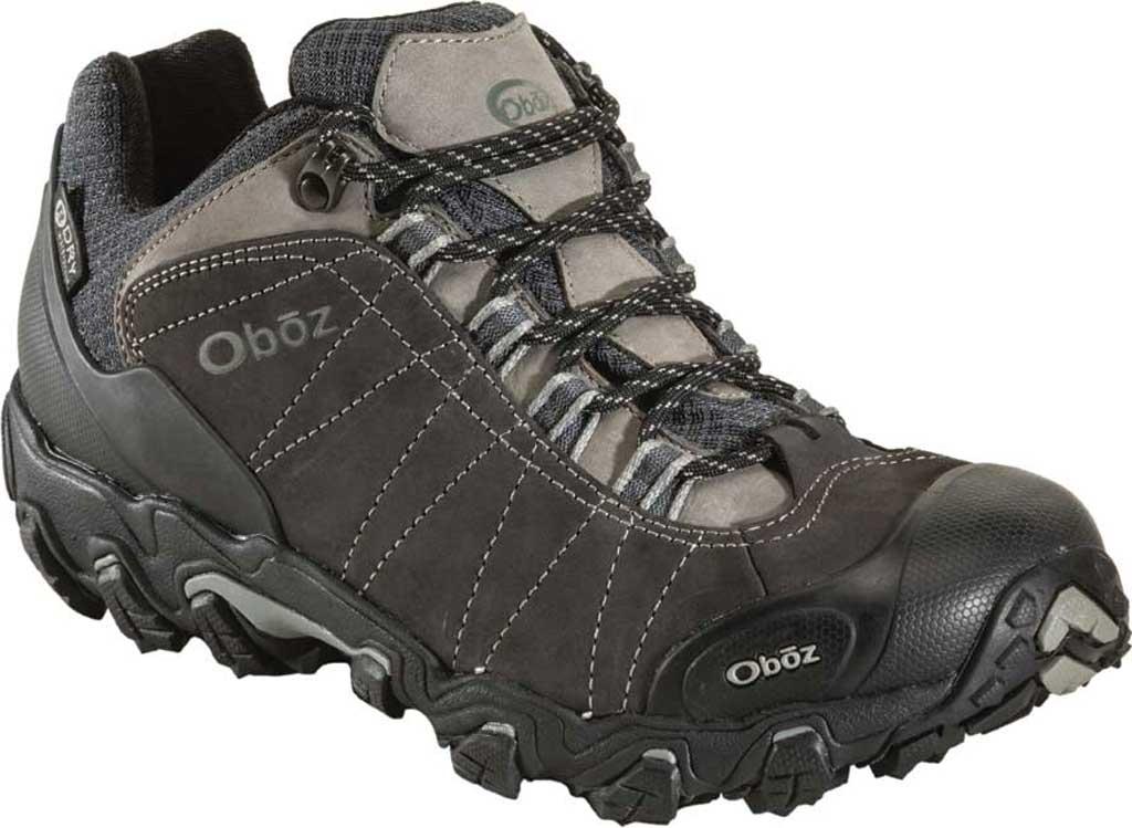 Men's Oboz Bridger Low BDry Hiking Shoe, , large, image 1