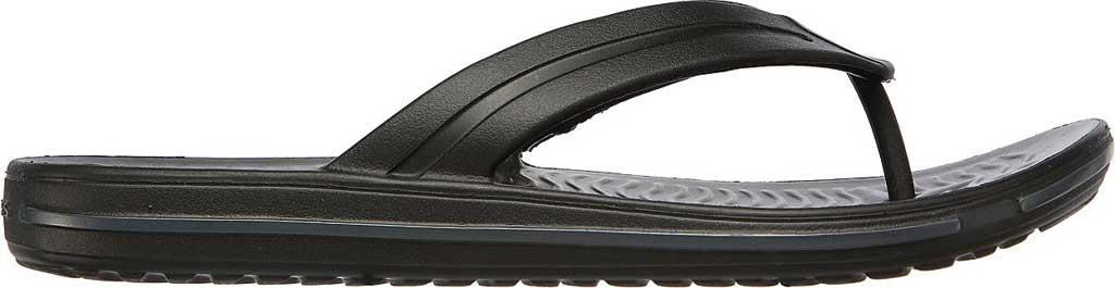 Men's Skechers Foamies Sandbar Chillax Flip Flop, Black, large, image 2