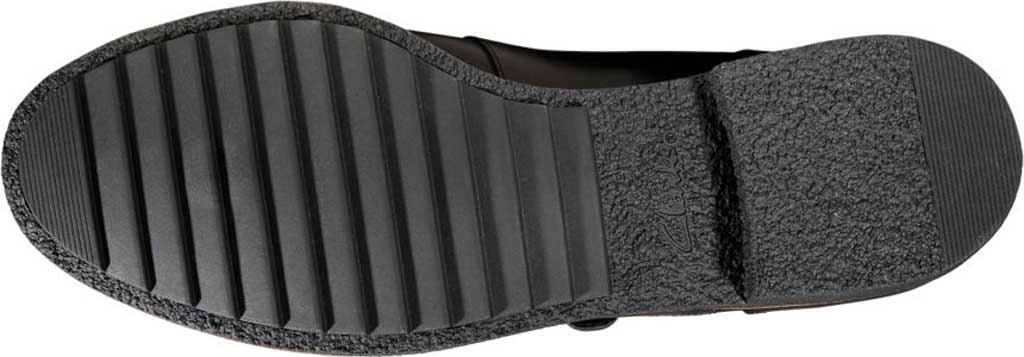 Women's Clarks Griffin Lane Sneaker, Black Leather, large, image 7