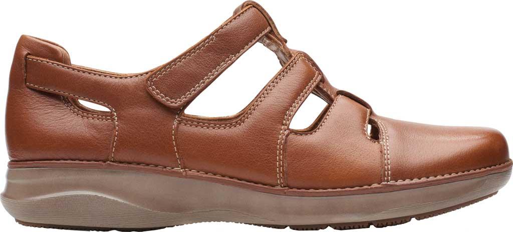 Women's Clarks Appley Strap Adjustable Fisherman Shoe, , large, image 2