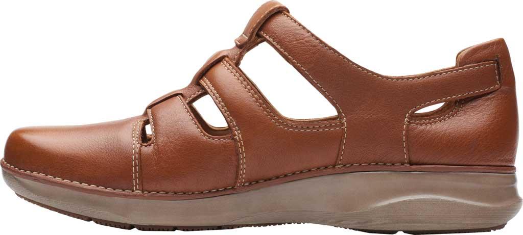 Women's Clarks Appley Strap Adjustable Fisherman Shoe, , large, image 3
