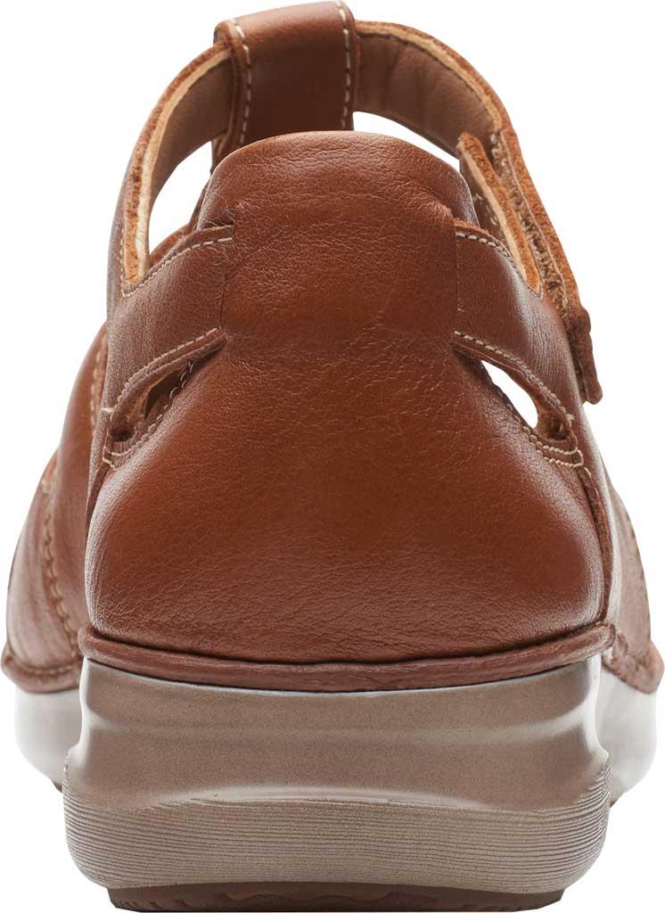 Women's Clarks Appley Strap Adjustable Fisherman Shoe, , large, image 4