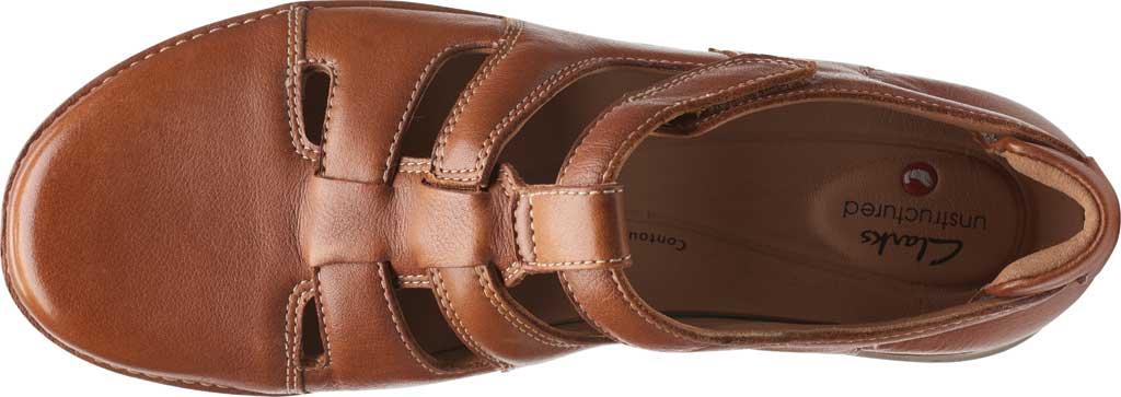 Women's Clarks Appley Strap Adjustable Fisherman Shoe, , large, image 5