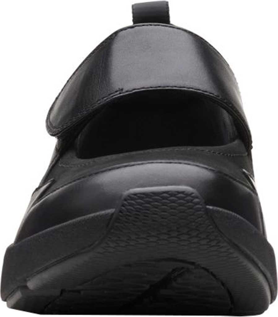Women's Clarks Wave2.0 Glide. Mary Jane, Black Combination Nubuck/Leather, large, image 4