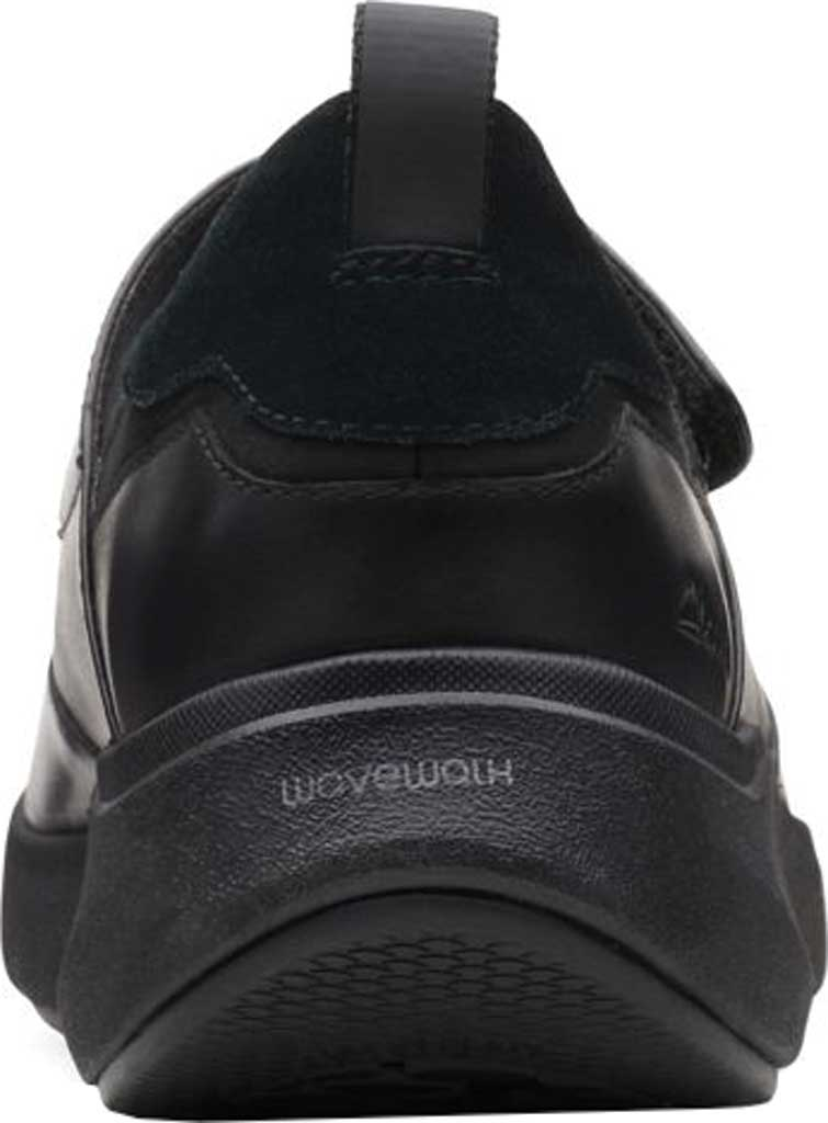 Women's Clarks Wave2.0 Glide. Mary Jane, Black Combination Nubuck/Leather, large, image 5