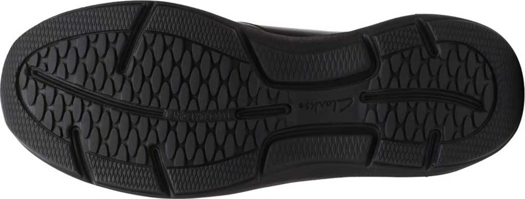 Women's Clarks Wave2.0 Glide. Mary Jane, Black Combination Nubuck/Leather, large, image 7