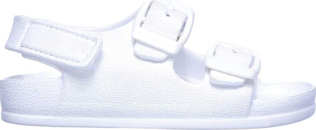 Infant Girls' Skechers Foamies Lil Cali Blast Sunshine Sweetie, White, large, image 2