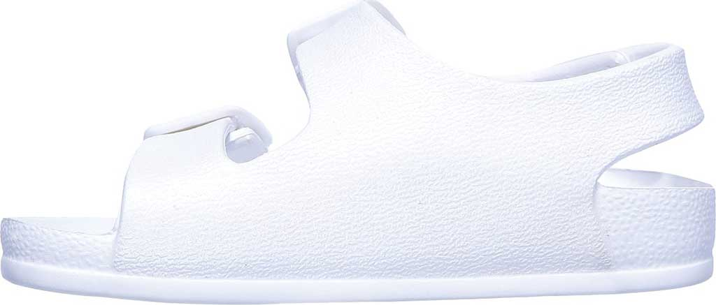 Infant Girls' Skechers Foamies Lil Cali Blast Sunshine Sweetie, White, large, image 3
