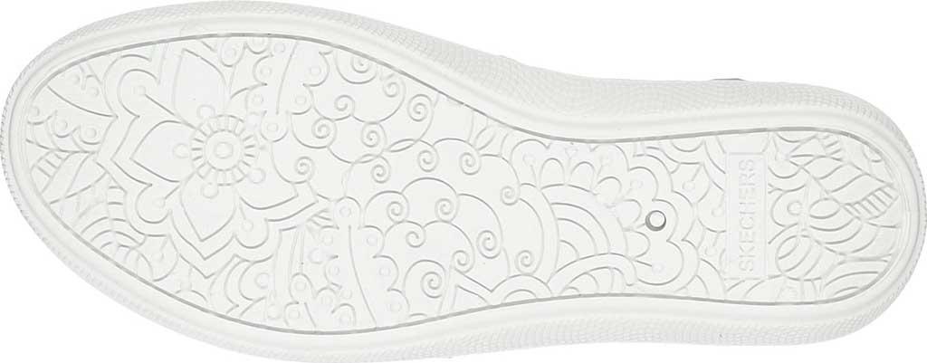 Girls' Skechers BOBS B Cute Love Everything Slip On Sneaker, Black, large, image 5