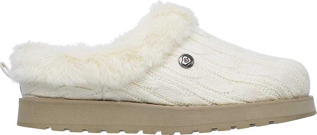 Women's Skechers BOBS Keepsakes Ice Angel Clog Slipper, , large, image 2