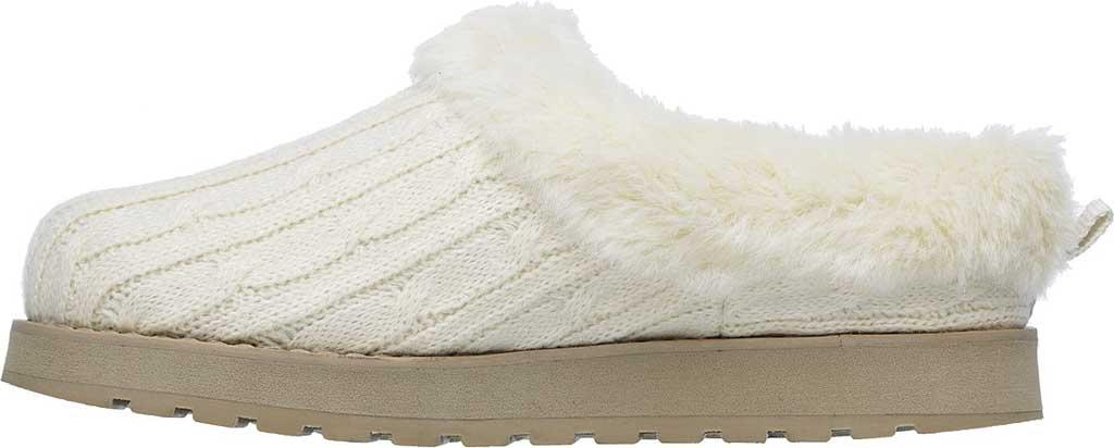 Women's Skechers BOBS Keepsakes Ice Angel Clog Slipper, , large, image 3