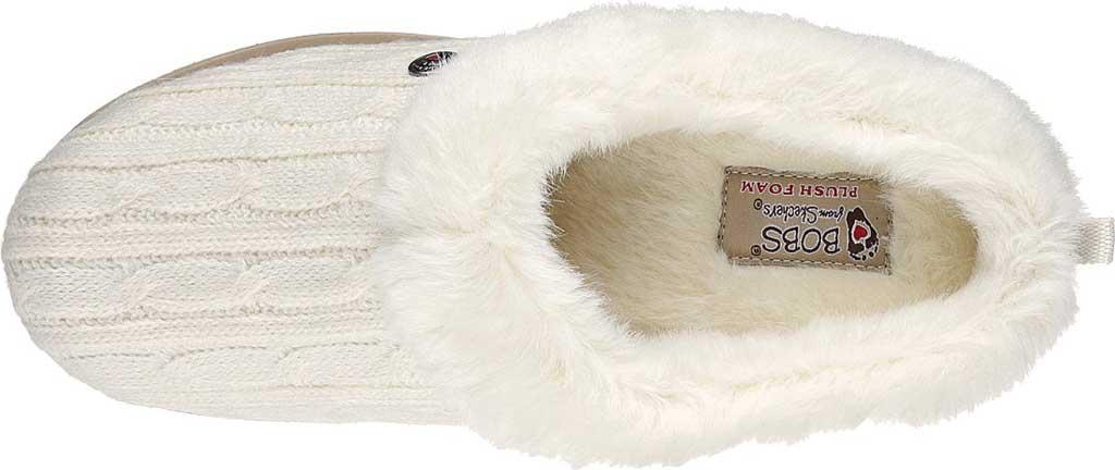 Women's Skechers BOBS Keepsakes Ice Angel Clog Slipper, , large, image 4