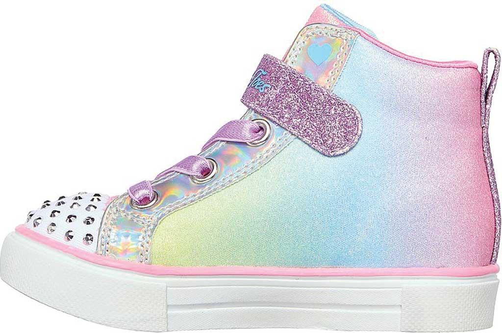 Infant Girls' Skechers Twinkle Toes Twinkle Sparks Magic Tastic Sneaker, Multi, large, image 3