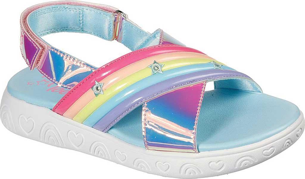 Girls' Skechers Twinkle Toes: Rainbow Shines, Multi, large, image 1