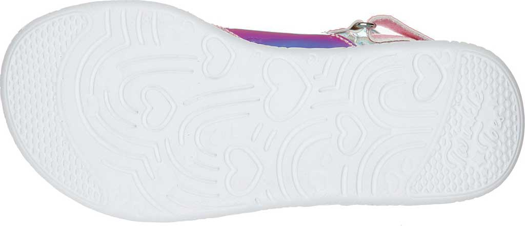 Girls' Skechers Twinkle Toes: Rainbow Shines, Multi, large, image 5