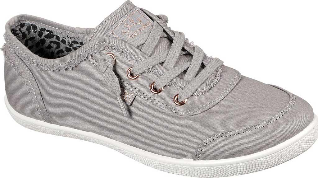 Women's Skechers BOBS B Cute Sneaker, Gray, large, image 1
