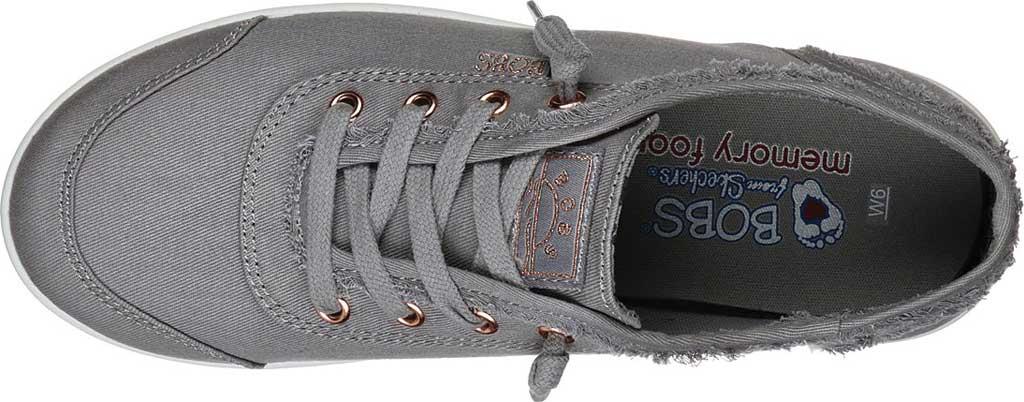 Women's Skechers BOBS B Cute Sneaker, Gray, large, image 4