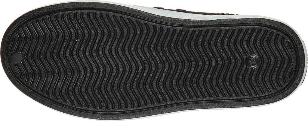 Boys' Skechers Foamies Guzman Flash Slip On Sneaker, Black/Royal, large, image 5